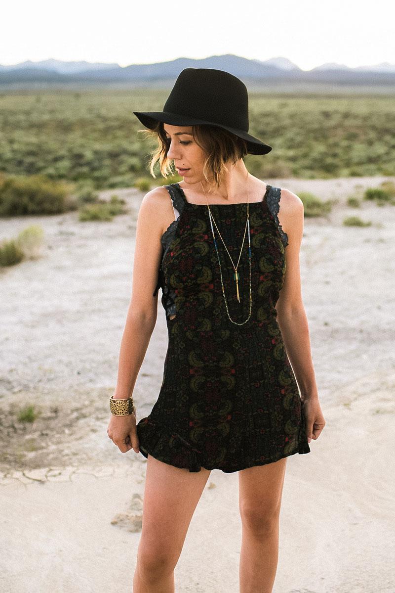 Women's fashion boutique in Mammoth Lakes, California